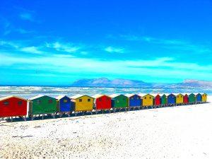 Voyages Yulgo Afrique du Sud Muizenberg Beach Cape Town