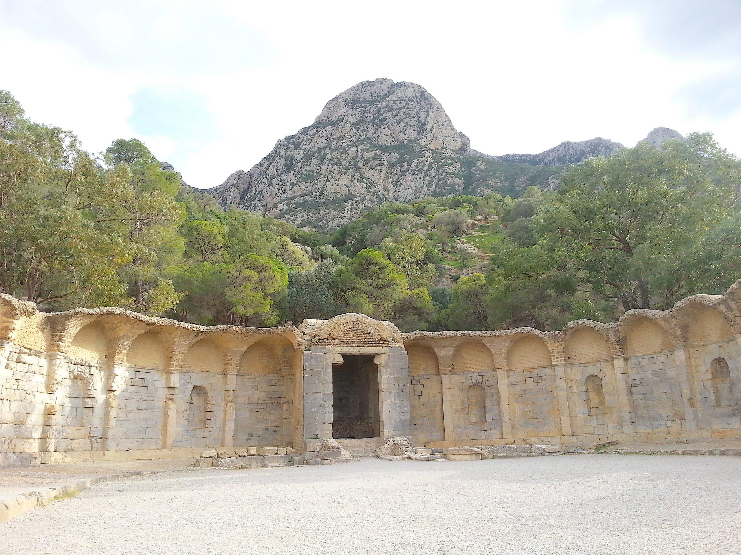 Voyages Yulgo Tunisie Temple des Eaux de Zaghouan