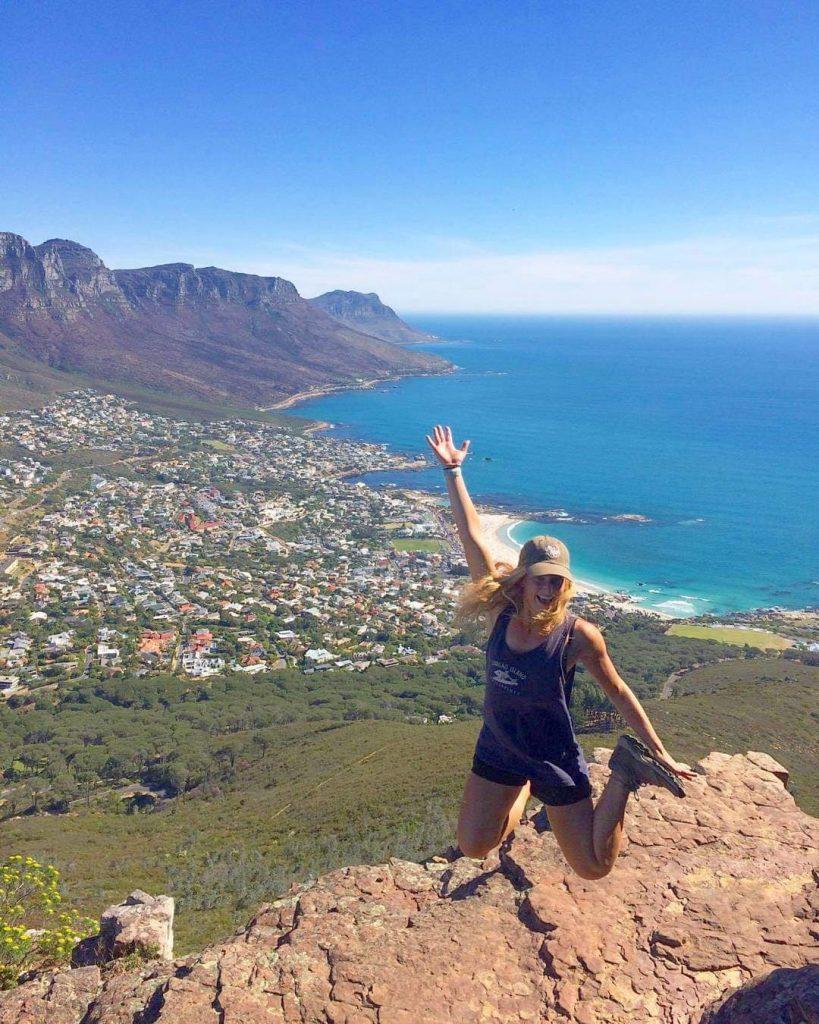 Voyages Yulgo Afrique du Sud Lion's Head Hike
