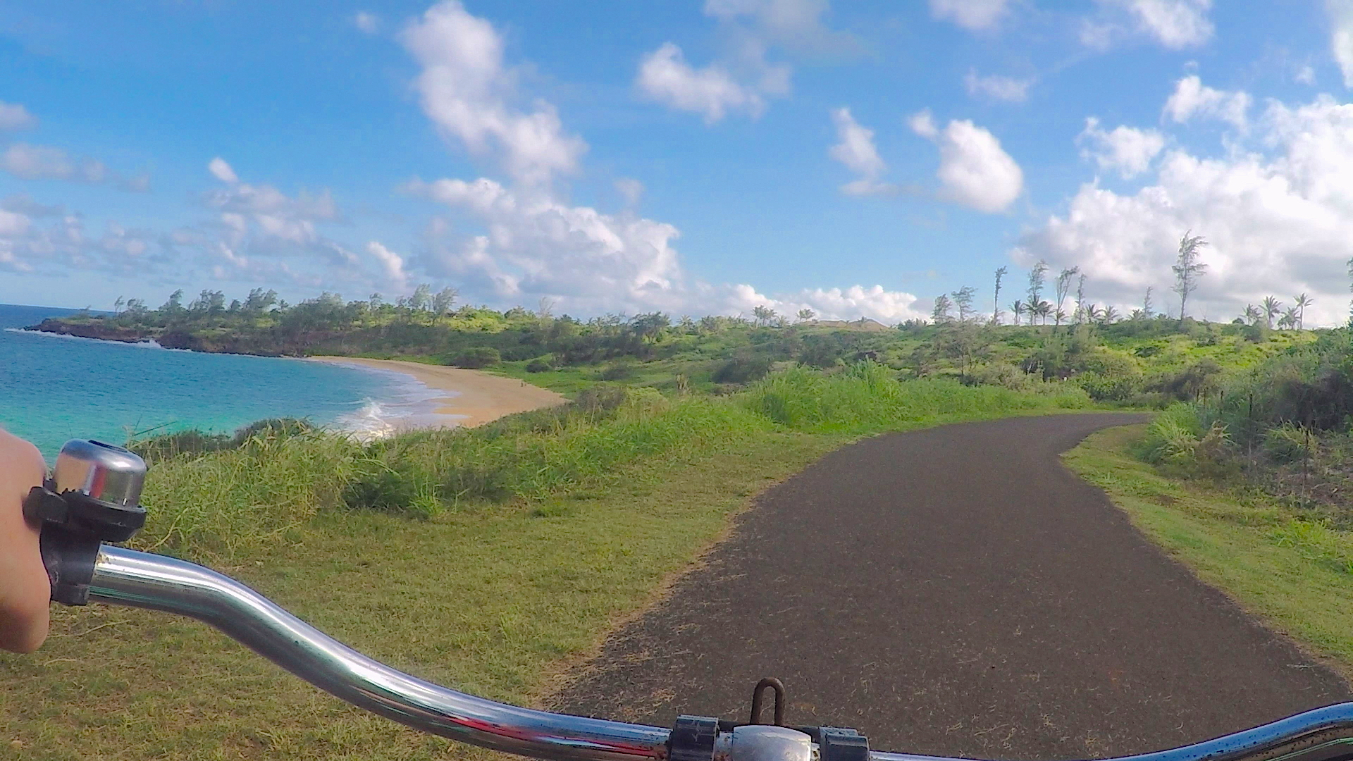 Voyages Yulgo Hawaii Kauai Kapaa Bike Path