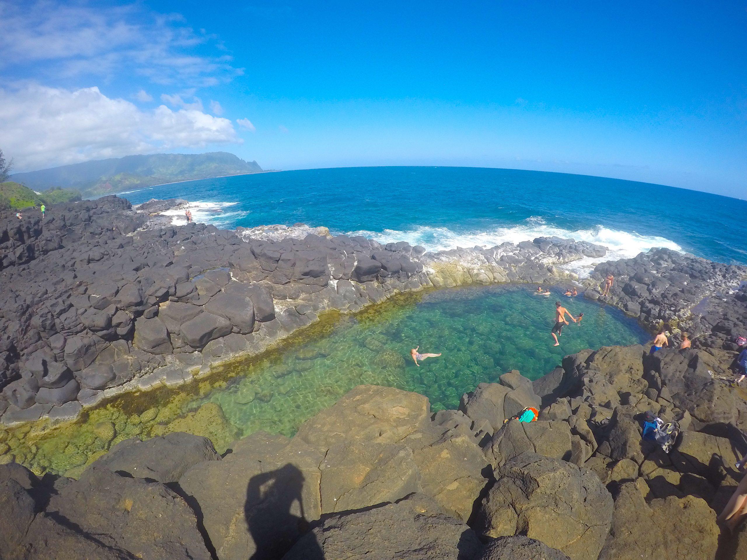 Voyages Yulgo Hawaii Kauai Queen's Bath