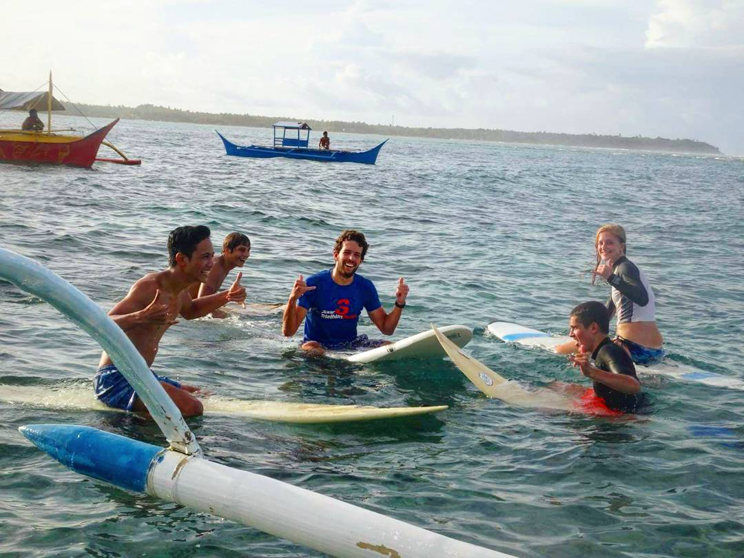 Voyages Yulgo Philippines surf Siargao