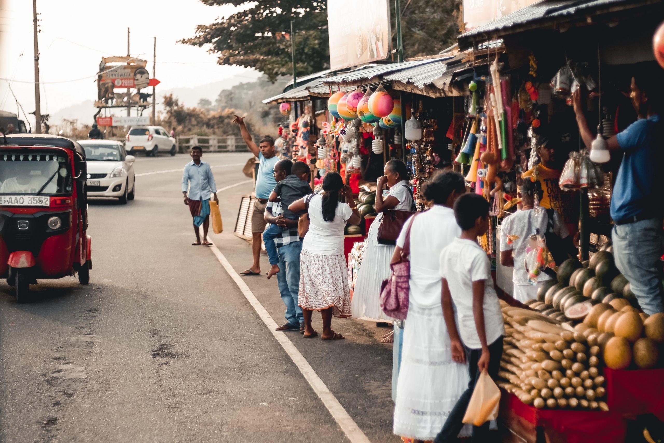 Voyages Yulgo Sri Lanka marché