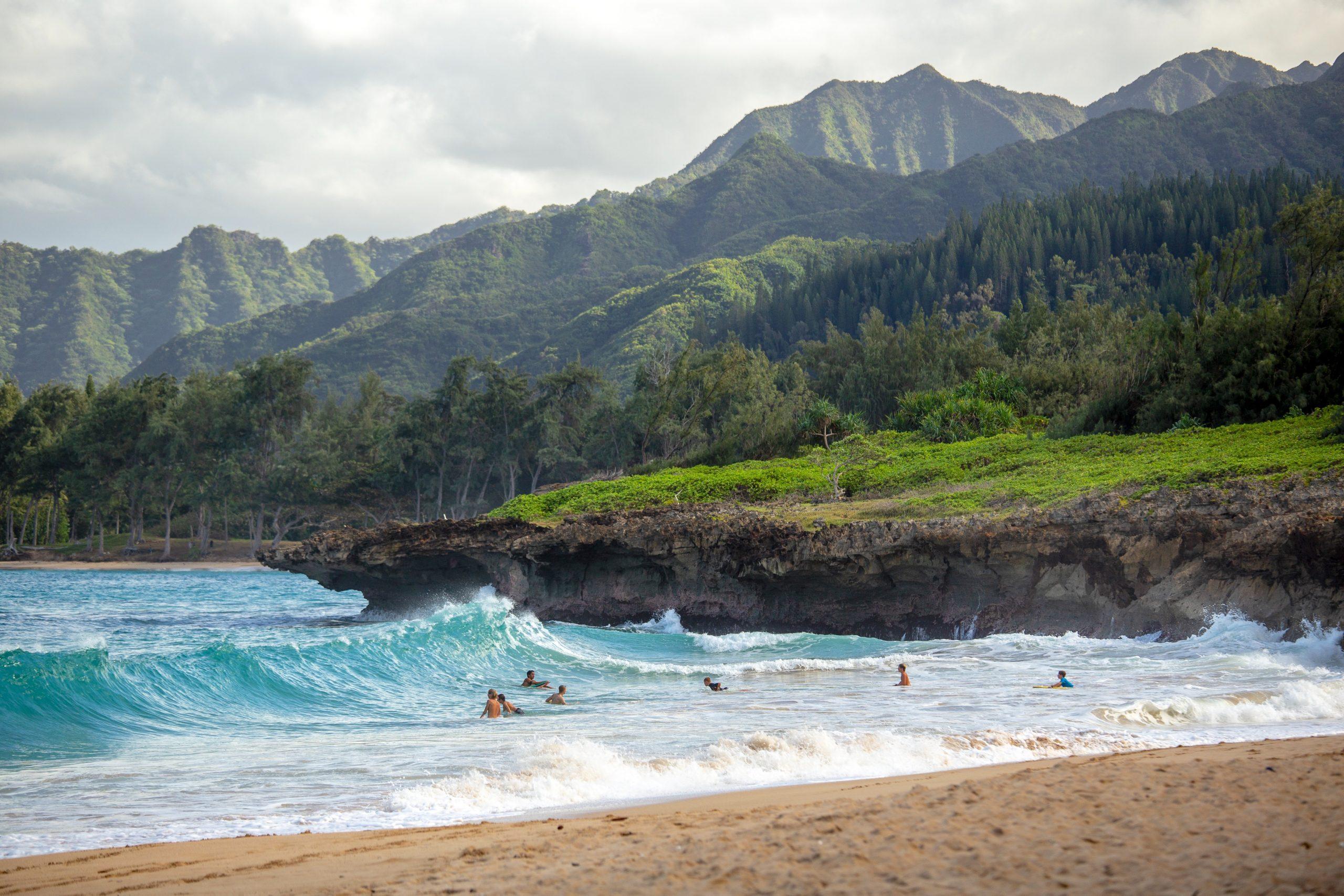 Voyages Yulgo Hawaii Kauai Na Pali Coast