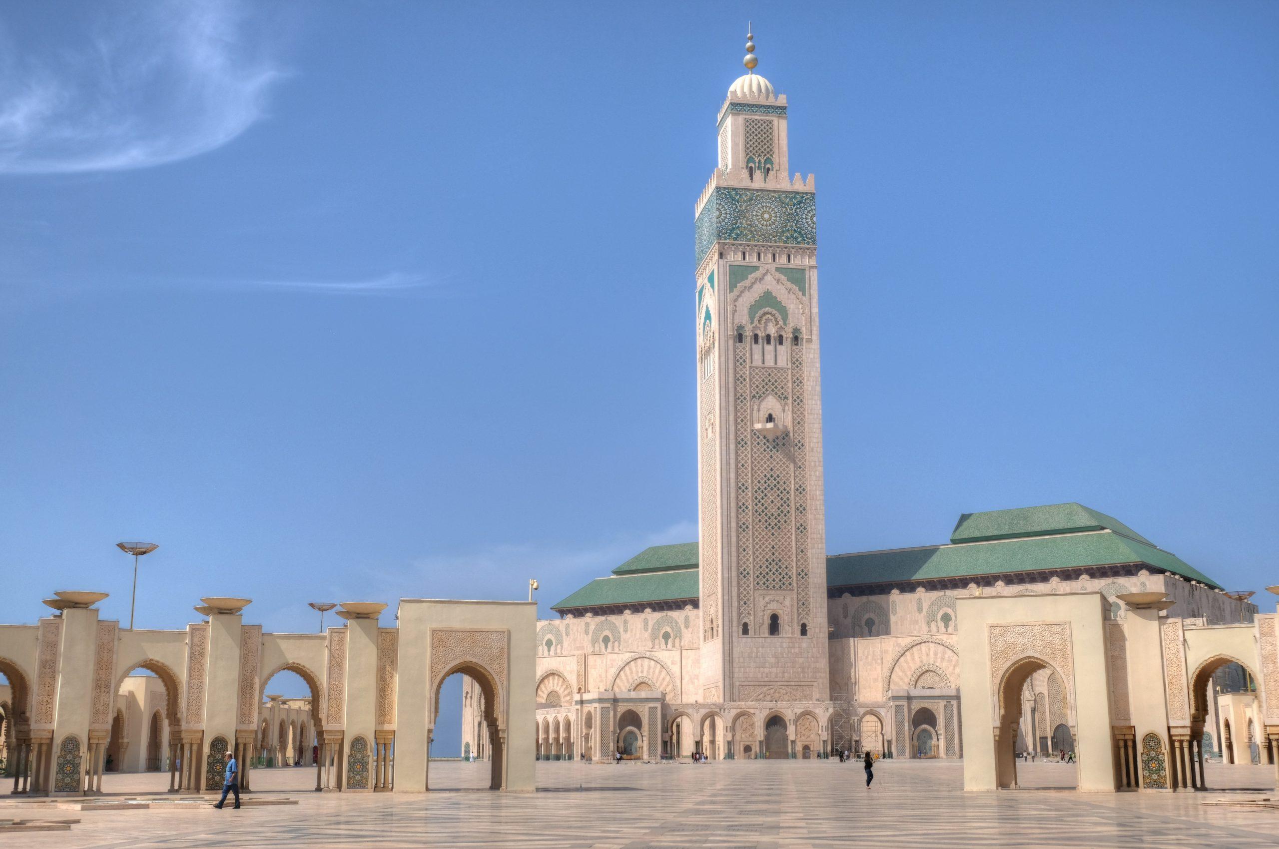 Voyages Yulgo Maroc Casablanca Mosque Hassan II