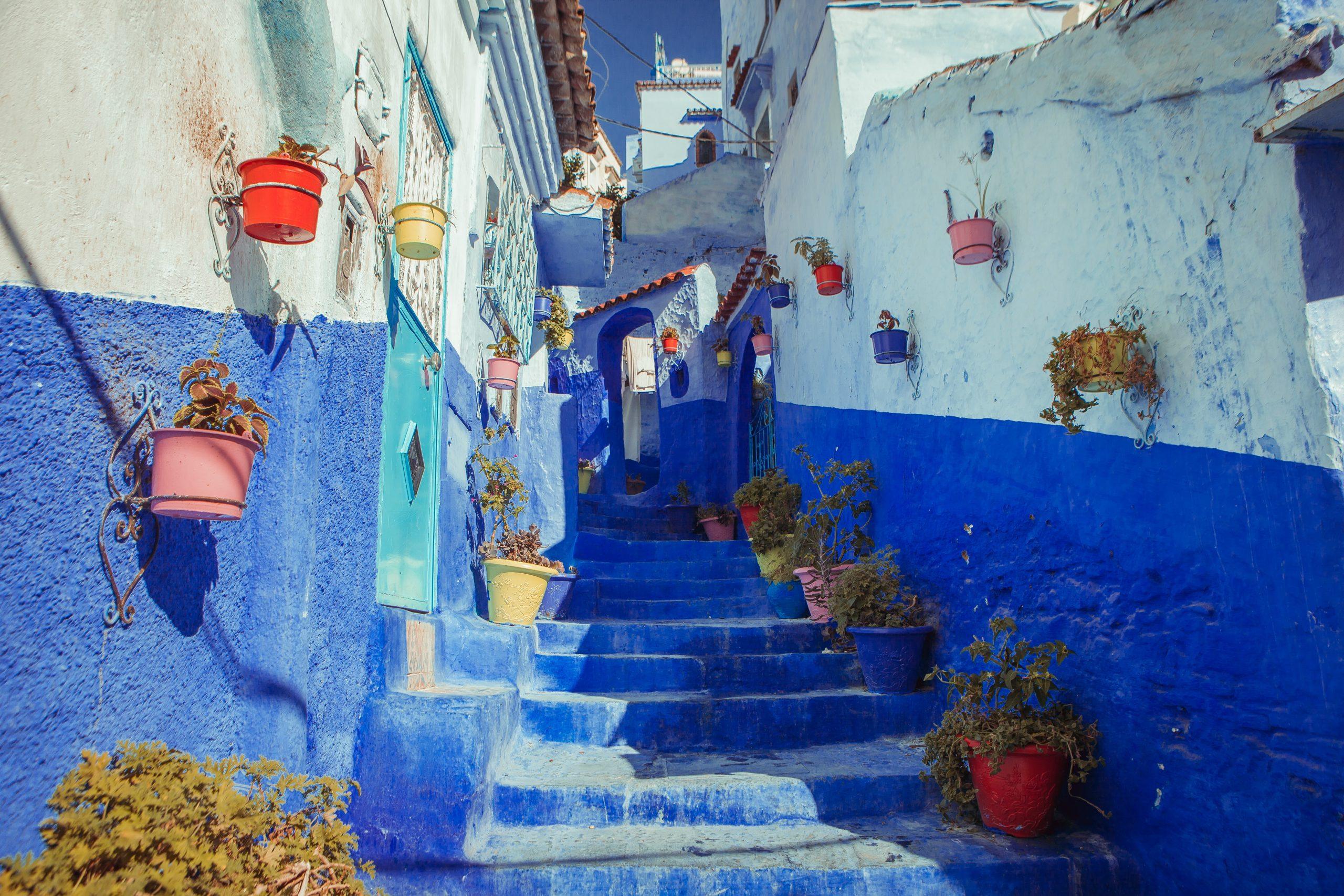 Voyages Yulgo Maroc Chefchaouen