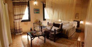Voyages Yulgo Maroc Ecolodge Agadir chambre