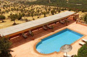Voyages Yulgo Maroc Ecolodge Agadir piscine
