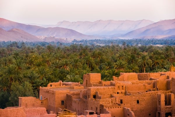 Voyages Yulgo Maroc casbah aid benhaddou