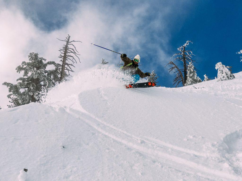 Voyage ski ouest canadien