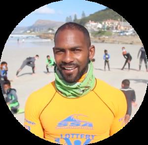 Afrique du Sud surf humanitaire