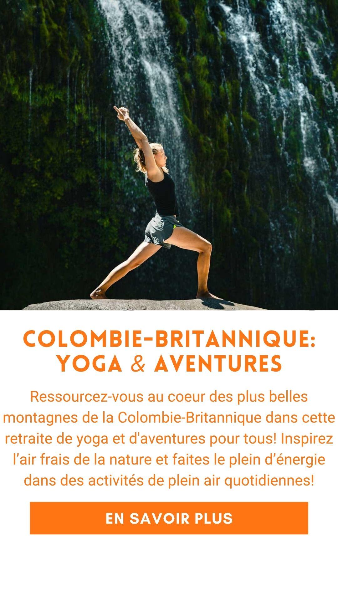 colombie-britannique yoga bc