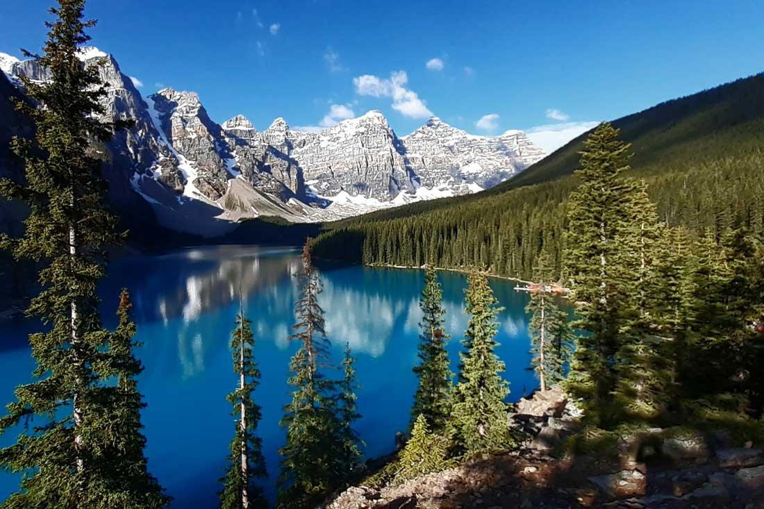 Voyage ouest canadien - Banff & Yoho 7 jours